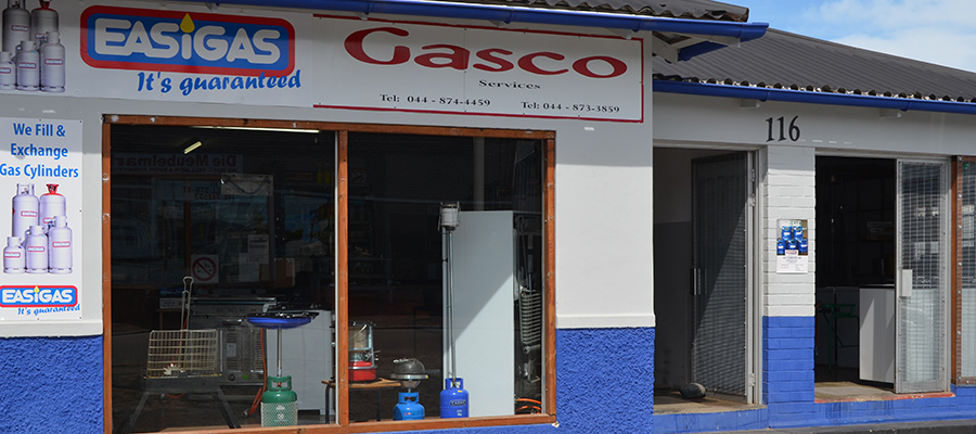 Contact Us Gasco Services - Your one stop Gas Shop www.gasco-services.co.za